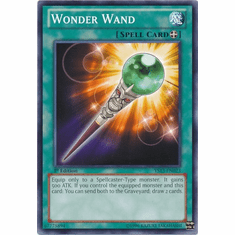 Wonder Wand YS13-EN023 - YuGiOh V For Victory Common Card