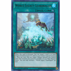 World Legacy Guardragon YuGiOh � Savage Strike Ultra Rare