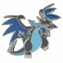 XY Mega Charizard X Collector's Pin