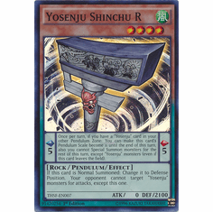 Yosenju Shinchu R THSF-EN007 - YuGiOh The Secret Forces Super Rare Card