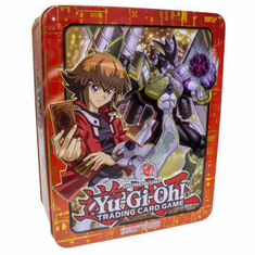 Yu-Gi-Oh! - 2018 Collectible Mega Tin - Jaden