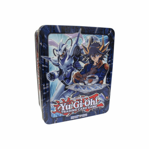 Yu-Gi-Oh! - 2018 Collectible Mega Tin - Yusei
