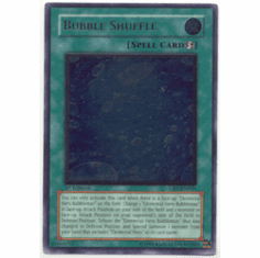 Yu-Gi-Oh! Cybernetic Revolution - Bubble Shuffle (Ultimate Secret Holofoil)