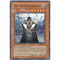 Yu-Gi-Oh! Cybernetic Revolution - D.D.M. Different Dimension Master