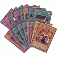 Yu-Gi-Oh! Legacy of Darkness Complete Set of Rare Cards
