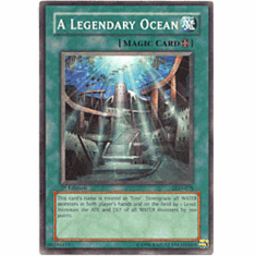 Yu-Gi-Oh Legacy of Darkness Uncommon Cards