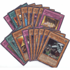 Yu-Gi-Oh! Pharaonic Guardian Complete Set of Rare Cards