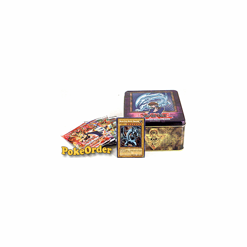 YuGiOh 03' Kaiba Tin: Blue-Eyes White Dragon