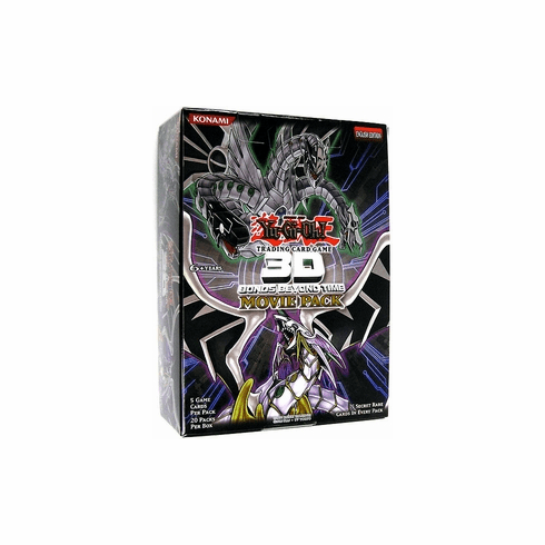 YuGiOh 3D Bonds Beyond Time Movie Booster Box