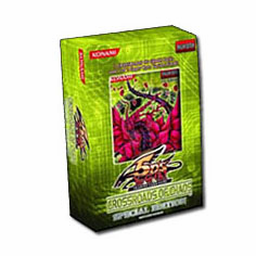 YuGiOh 5D's Crossroads of Chaos Special Edition Pack