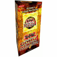 YuGiOh 5D's Gold Series 4: Pyramids Edition Booster Pack