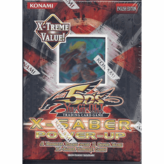 YuGiOh 5D's X-Saber Power-Up Edition Special Pack