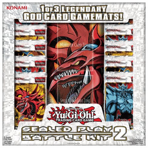 YuGiOh Battle Pack 2: Sealed Play Battle Kit