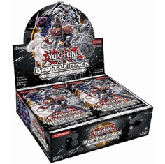 YuGiOh Battle Pack Epic Dawn Booster Box