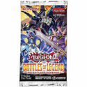 YuGiOh Battles of Legend: Relentless Revenge Booster Pack