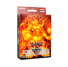 YuGiOh Blaze of Destruction Structure Deck