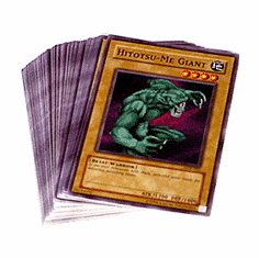 YuGiOh Blue Eyes White Dragon Commons & Uncommons Set (82 Cards)