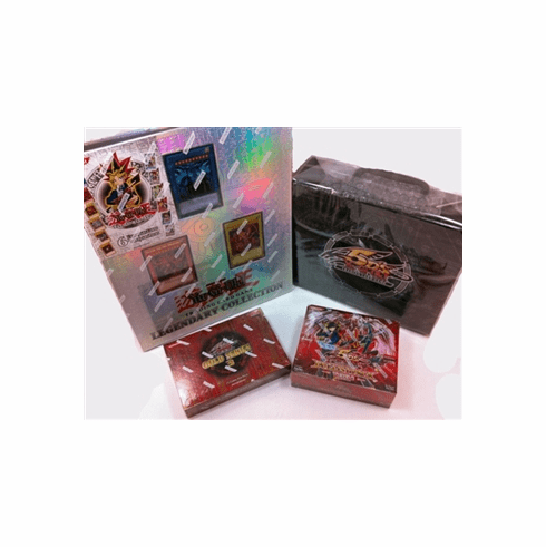 YuGiOh Card Collector's Bundle