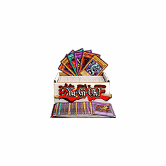 YuGiOh Card Game Deck Builder (125 Cards)