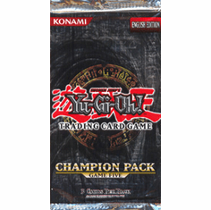 YuGiOh Champion Pack Game Five