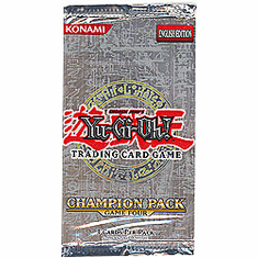 YuGiOh Champion Pack Game Four