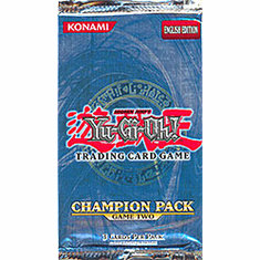 YuGiOh Champion Pack Game Two