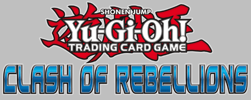 YuGiOh Clash of Rebellions Single Cards