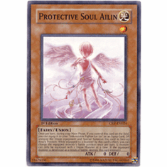 YuGiOh! Cybernetic Revolution - Protective Soul Ailin
