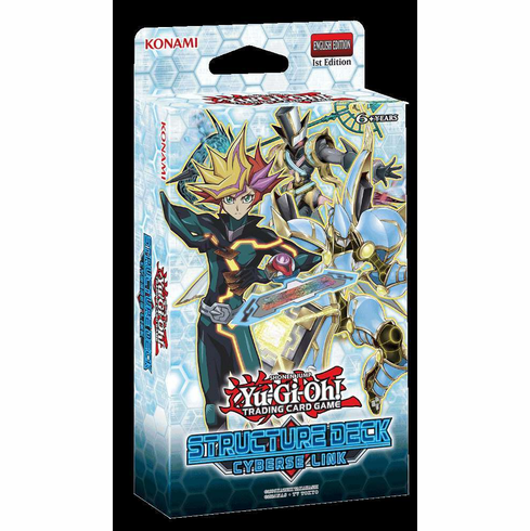 YuGiOh Cyberse Link Structure Deck