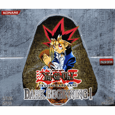 YuGiOh Dark Beginning 1 Booster Box