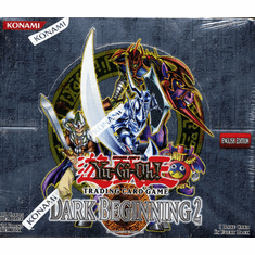 YuGiOh Dark Beginning 2 Booster Box