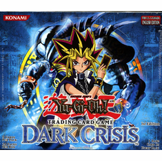 YuGiOh Dark Crisis Booster Box