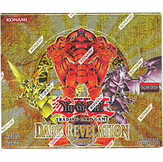 YuGiOh Dark Revelation 3 Booster Box