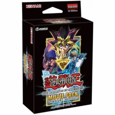 YuGiOh Dark Side of Dimensions Movie Secret Edition Pack