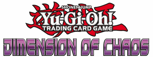 YuGiOh Dimension Of Chaos Single Cards