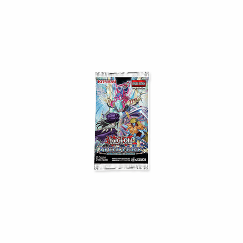 YuGiOh Dimensional Guardians Duelist Pack Booster Pack