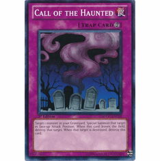YuGiOh Dragons Collide Common Card - Call of the Haunted SDDC-EN038
