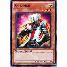 YuGiOh Dragons Collide Common Card - Kaibaman SDDC-EN022