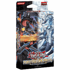 YuGiOh Dragons Collide Structure Deck