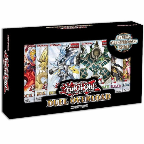 YuGiOh Duel Overload Box (Pre-Order ships March)