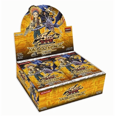 YuGiOh Duelist Crow Booster Box