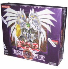 YuGiOh Elemental Energy Booster Box