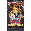YuGiOh Exclusive Pack Booster Pack