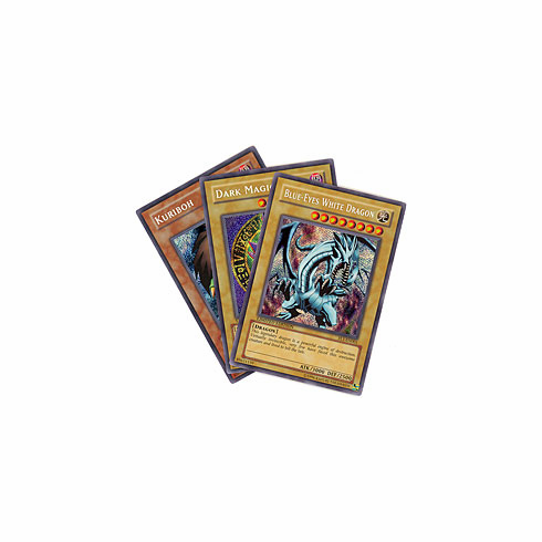 YuGiOh Forbidden Legacy Complete Set - All 3 Promo Cards