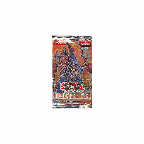 YuGiOh Force Of The Breaker Booster Pack