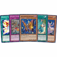 YuGiOh Galactic Overlord Complete Common Card Set