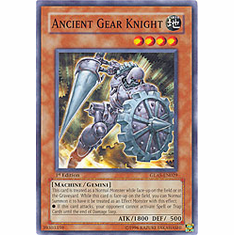 Yugioh Gladiator's Assault Common Cards