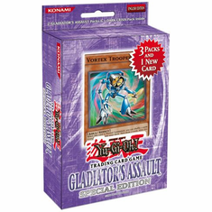 YuGiOh Gladiator's Assault Special Edition Pack