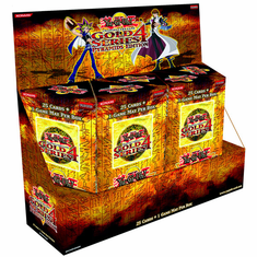 YuGiOh Gold Series 4 Pyramids Edition Booster Box