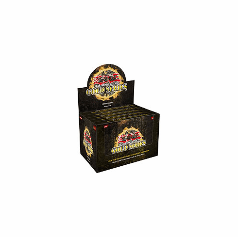 YuGiOh Gold Series Edition Box